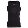 X-Bionic M's Invent Summerlight Shirt Sleeveless Black/Anthracite